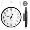 Lathem wall clock